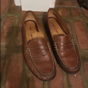 Martin Dingman Leather Penny Loafer